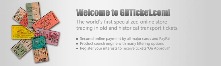 GBticket Ecommerce advertisement